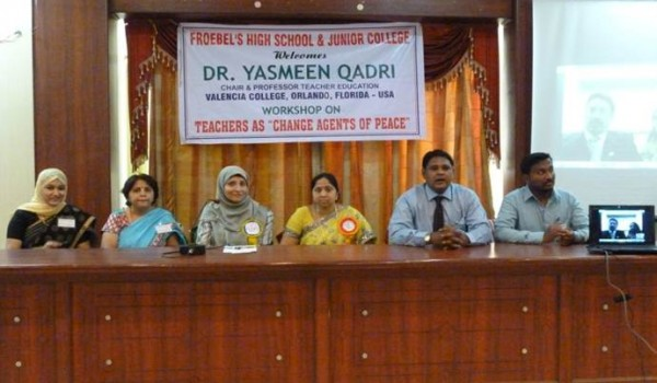 Valencia College_Qadri_India_Sabbatical Journey of Peace